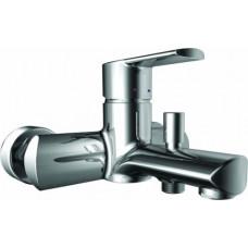 Смеситель для ванны, литой излив, d40, LA0271-2